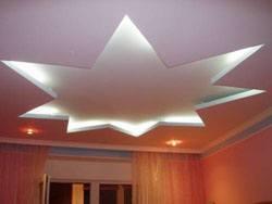 монтаж гипсокартоновые потолки г.Барнаул