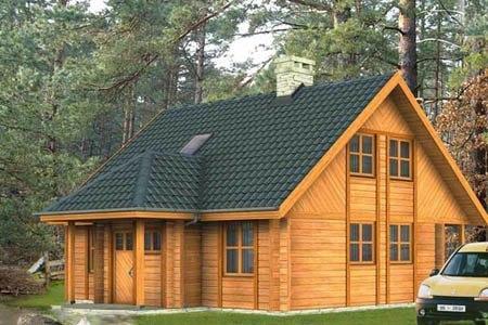 дома на основе деревянного каркаса г.Барнаул