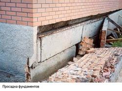 Восстановление фундамента г.Барнаул