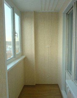 ремонт лоджий в Барнауле