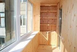 Отделка, ремонт, утепление, балконов и лоджий г. Барнаул