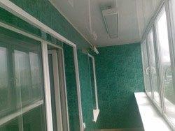 козырьки на балкон в Барнауле