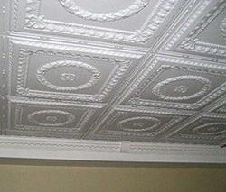Потолочная плитка г.Барнаул, плитка на потолок