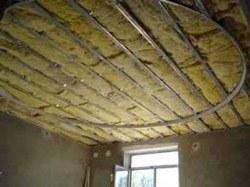 Утепление потолка в Барнауле. Утеплить потолок г.Барнаул